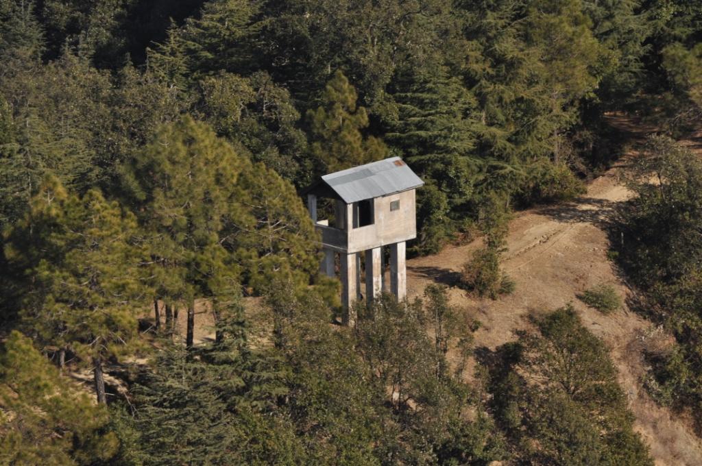 Chail watchtower