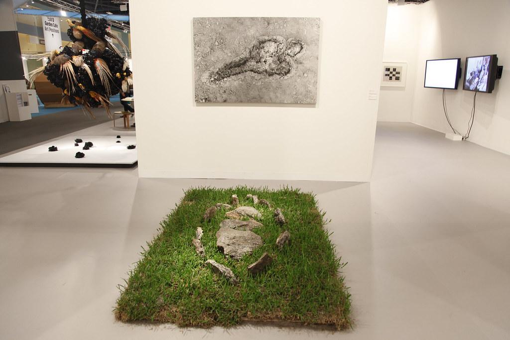 55.Galeria Lelong, obras de Ana Mendieta