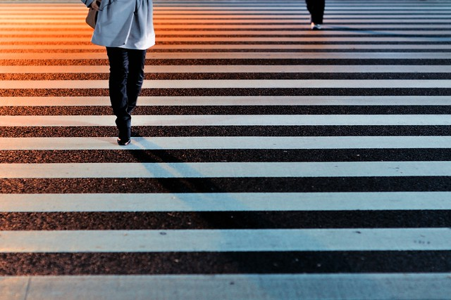 Day 4/366 : Crosswalk