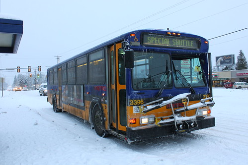 Route 255 Snow Shuttle