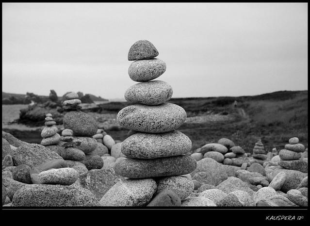 equilibrio instabile...