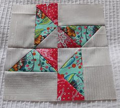 DHWQ guest blogger Danielle - Round the Twist | by Quiltjane
