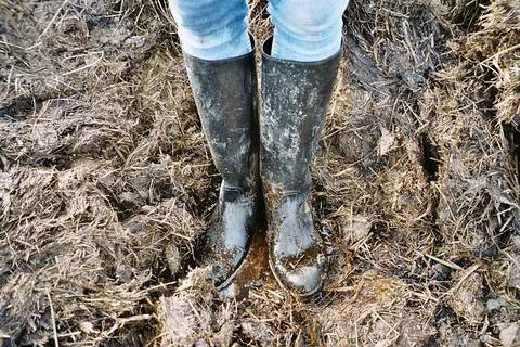 Farm Rubber Boots Flickr