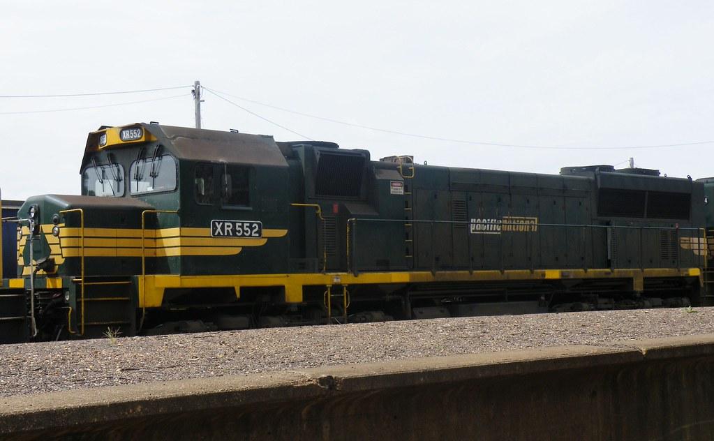 Pacific National XR Class No XR552 by denmac25