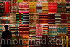 Northwest rug mosaic