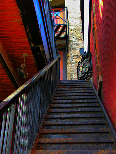 stairs hotel photo nikon flickr guelph most ever albion viewed 8800