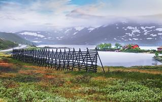 Lake Ovre Smelddalsvatnet | by Simon__X