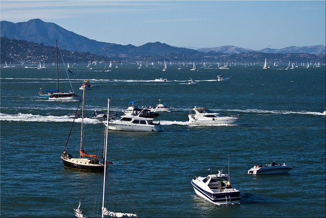 Gridlock on the Bay