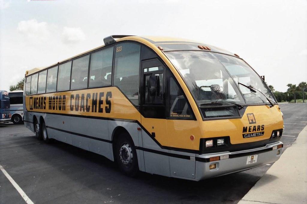 Cametal,  Mears Motor Coaches, Orlando