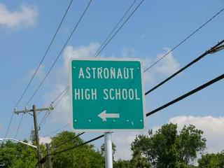 Astronaut High