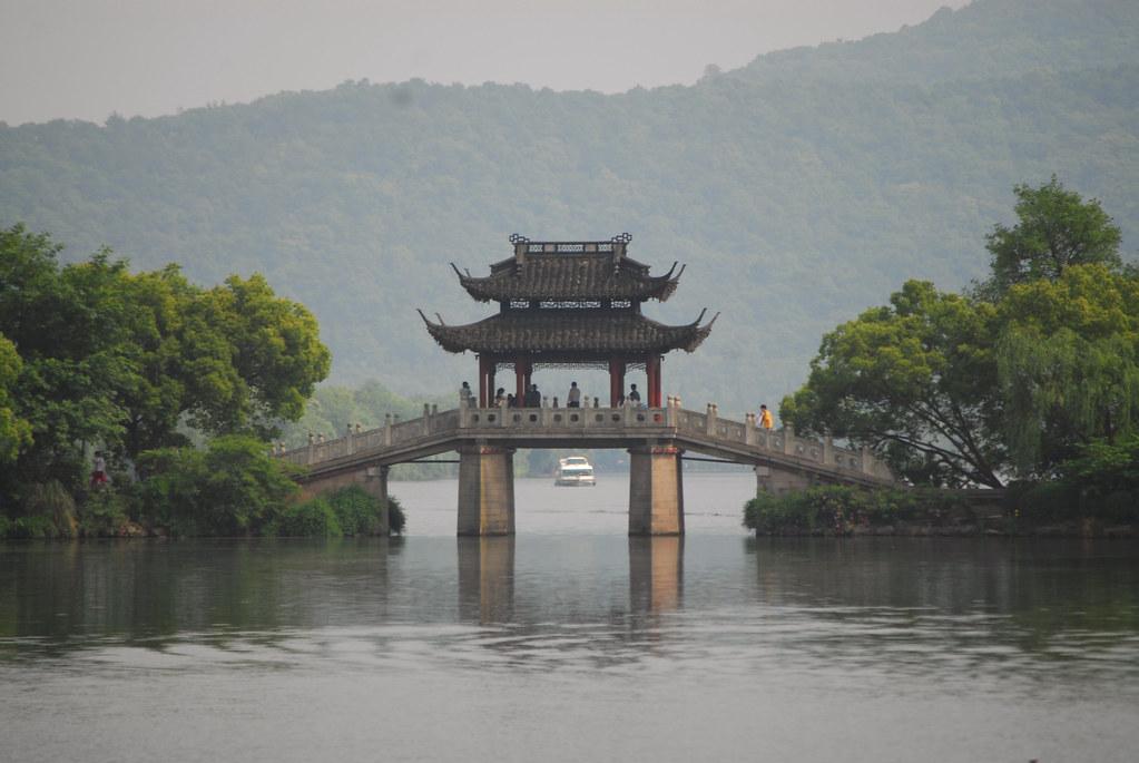 Bridge on West Lake
