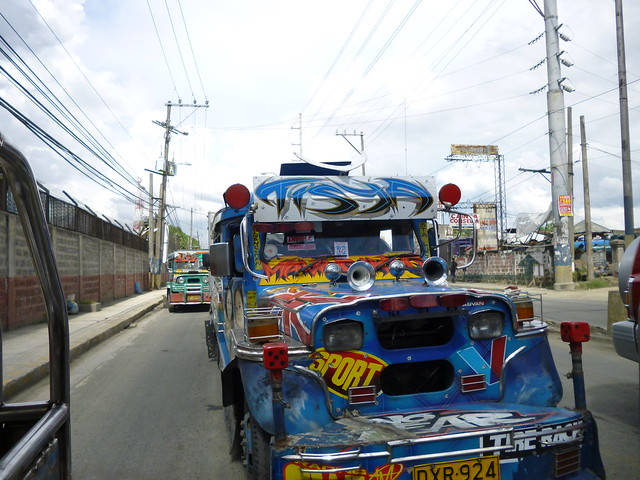 Philipines Jeepney