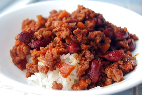 Chilli con carne | by M_tohappyvegans
