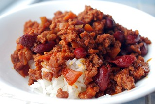 Chilli con carne   by M_tohappyvegans