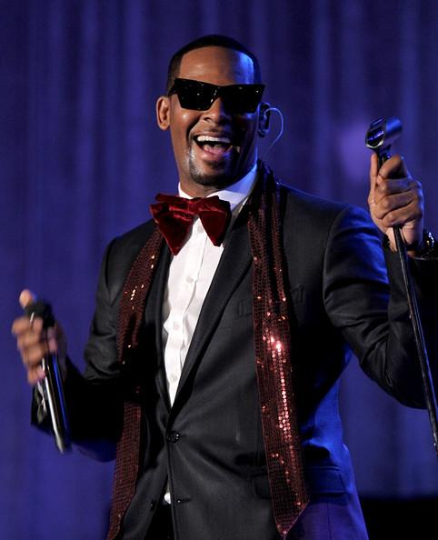 R  Kelly at Pre-Grammy Gala | Lean-Op | Flickr