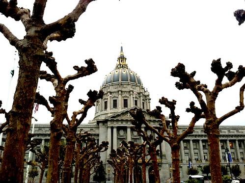 San Francisco City Hall, Civic Center, San Francisco, CA | by OmiB91