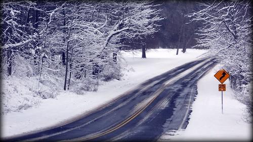 road winter white snow landscape nikon january explore coolpix s3000 explored blm18 blmiers2