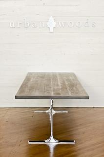 Hazen Table   by urbanwoods123