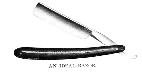 Shaving made easy; what the man who shaves ought to know .. (1905) | by CircaSassy