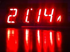 Evil Mad Scientist Alpha Clock Five hacking