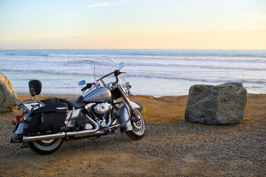 Road King Zen on the PCH | Visit us online at: www thelostad… | Flickr