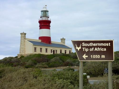 Cape Agulhas Lighthouse | by atlanticstorm (Christopher_Griner)