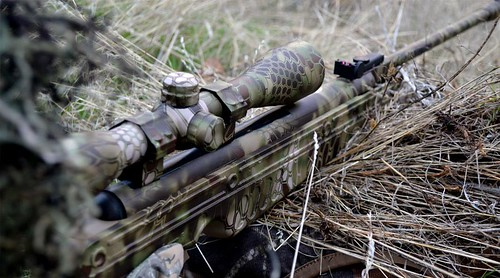 Mandrake Rifle