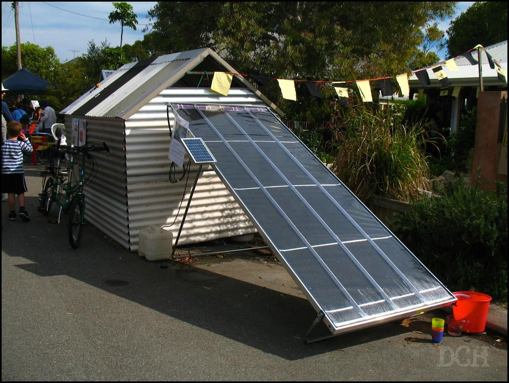 Solar Still | Hulbert Street Sustainability Fiesta 2011  Sou
