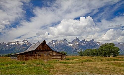 The T.A. Moulton Barn [Explored]