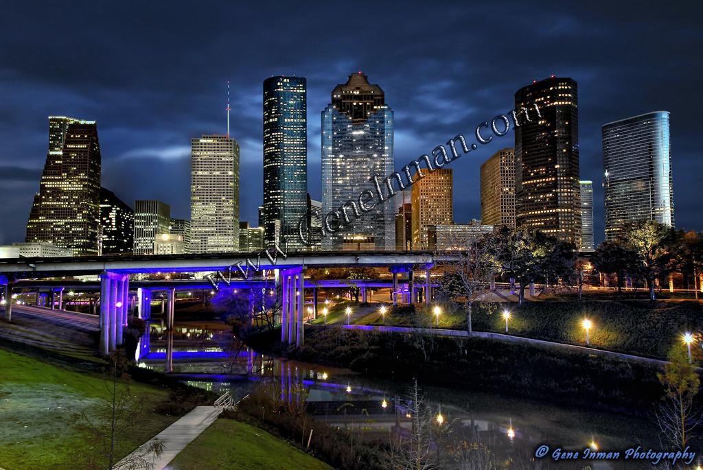 Dsc 0254 Night Photography Houston Skyline Houston Tex Flickr