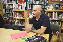 Seb - Waterford Library Talk - Waterford, NY - 10, Nov - 04.jpg