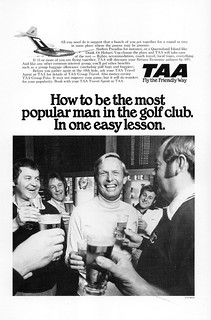 1978 TAA Airlines ad