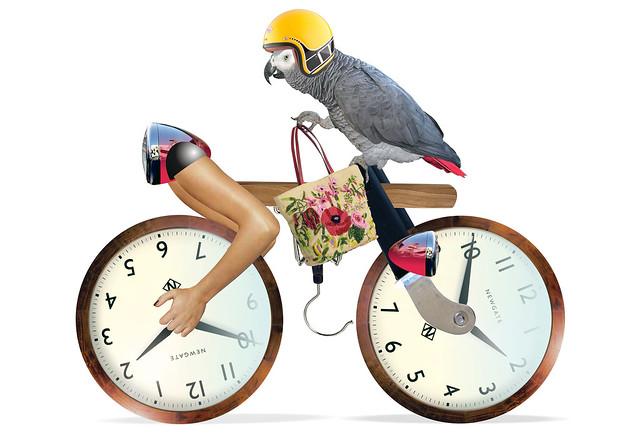 The Clockbyke