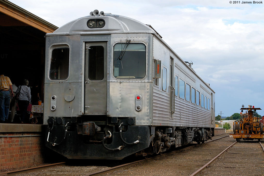 DRC40 at Daylesford by James Brook