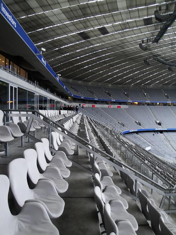 Allianz Arena Sitzplätze