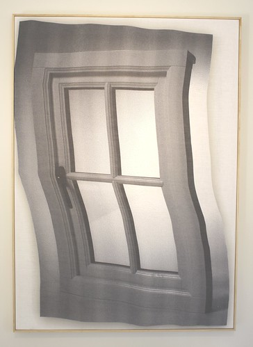 "Hunter Longe  ""New Window: Painting Dialogue (Manual Warp Effect)"""
