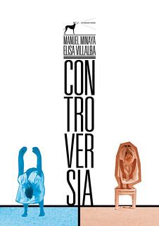 Cartel Controversia - Armatoste Teatro