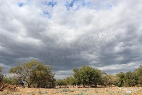 Nubes - Chiautla de Tapia - Puebla - México