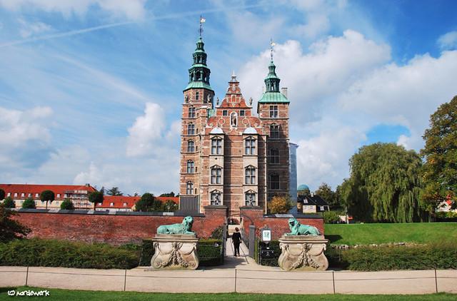 Rosenborg Castle (+1)
