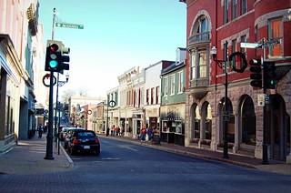 Downtown Staunton   by allisonmseward12