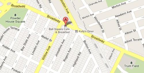 Ball Square - Somerville, MA - DiscoverBallSquare.com