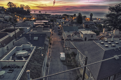 california rooftops capitola hdr dirtylens odc 5shothdr ourdailychallenge shotfromtrestlebridge