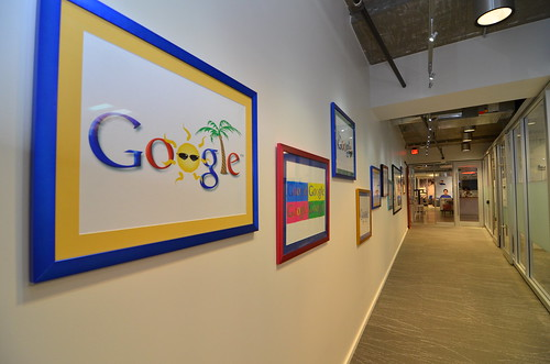 At the Google HQ in Reston | by WilliamMarlow