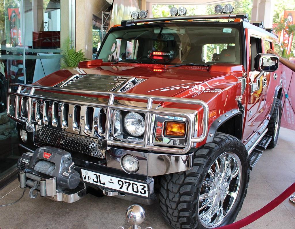 Hummer H14 (Modified)   asanka chanaka   Flickr   modified hummer h2