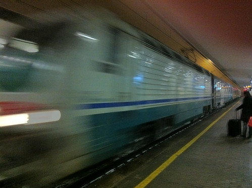 Night Train Vienna to Brescia Italy 2012 - 18 | by andynash