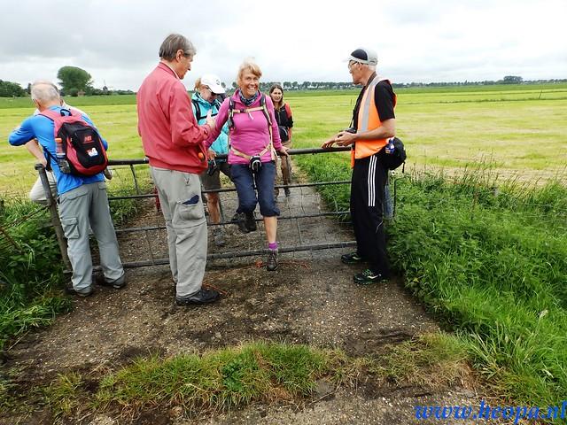 2016-05-25        s'Graveland       25 Km (118)