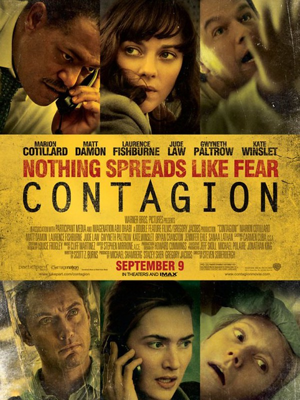 """CONTAGION"""