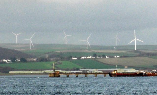 Wind Turbines in North Devon