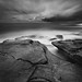 Image: Stormy Lurline (B&W)