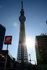 Tokyo Sky Tree in October 2011